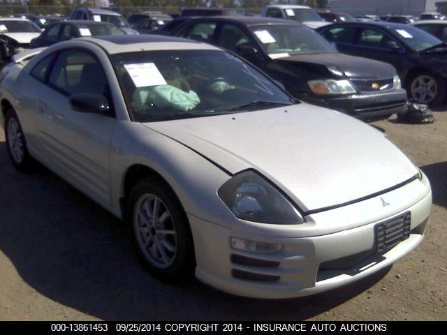Mitsubishi Eclipse GS 2002