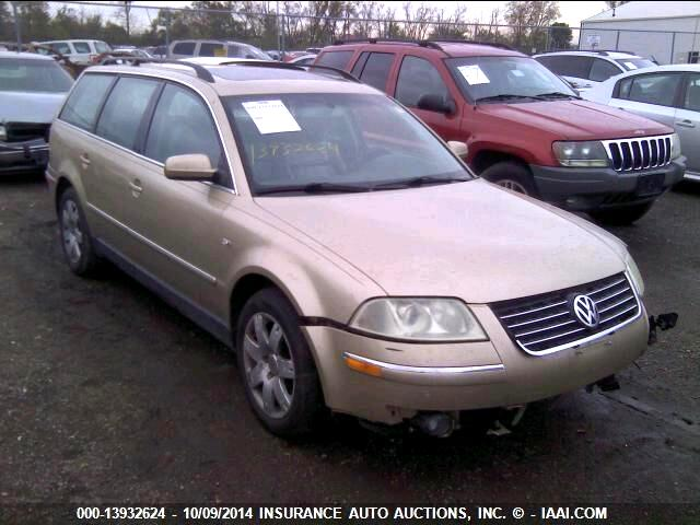 2001 Volkswagen Passat Wagon GLX