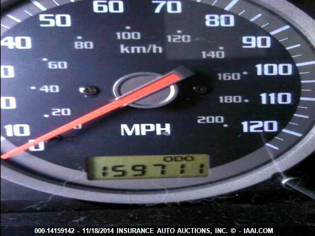 2003 Isuzu Rodeo S V6 2WD
