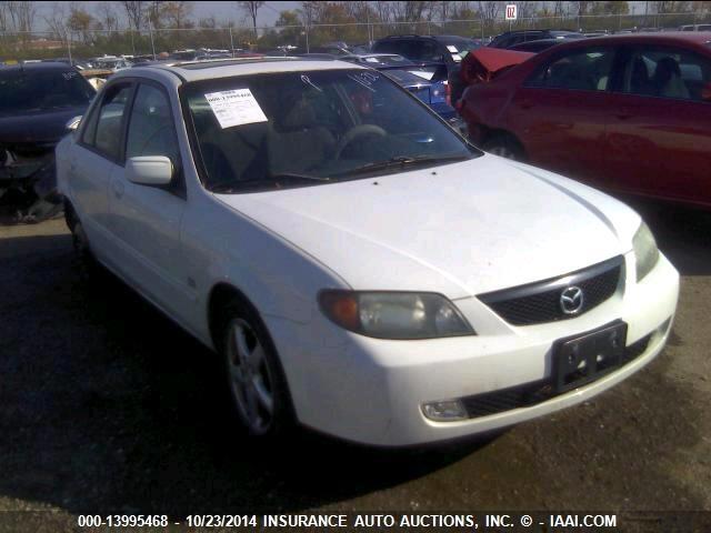 Mazda Protege ES 2.0 2001