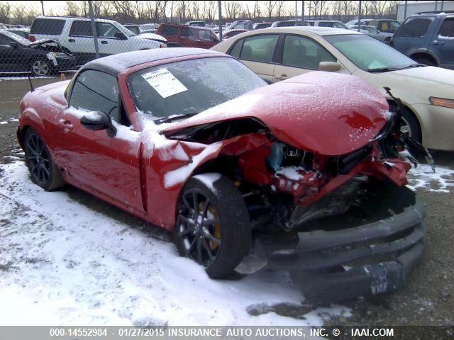 2012 Mazda MX-5 Miata Special Edition Power Hard Top