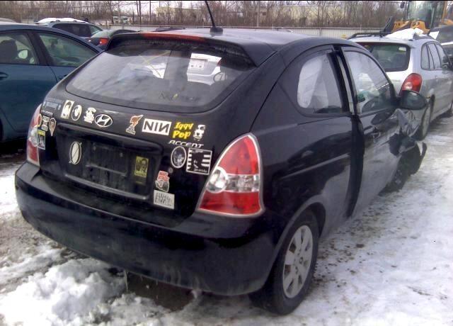 2008 Hyundai Accent GS 3-Door