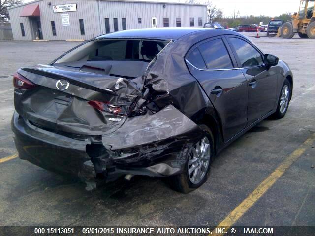 2014 Mazda MAZDA3 i Touring MT 4-Door