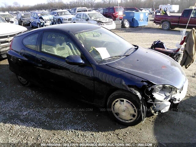 2006 Honda Insight Hatchback with CVT and A/C