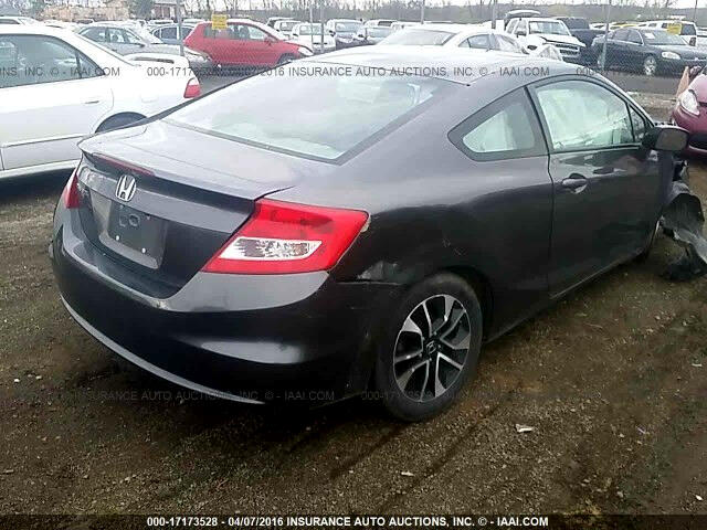 2013 Honda Civic EX-L Coupe 5-Spd AT
