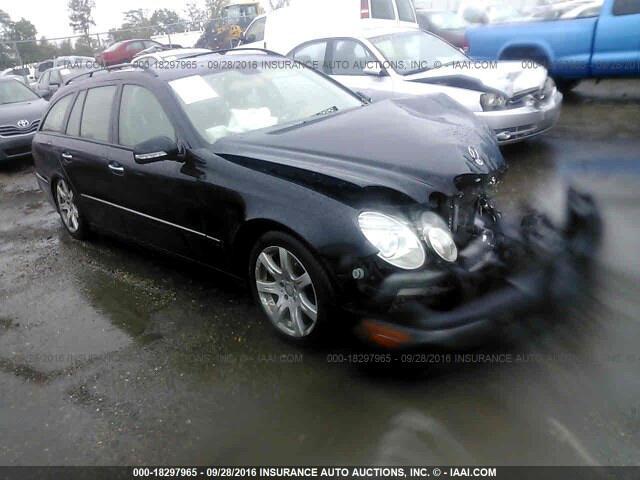 Mercedes-Benz E-Class E350 Luxury 2008