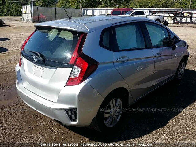 2016 Honda Fit LX 6-Spd MT