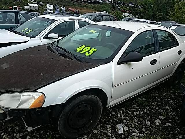 2004 Dodge Stratus SE Sedan