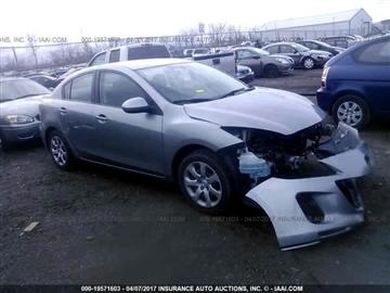 2012 Mazda MAZDA3
