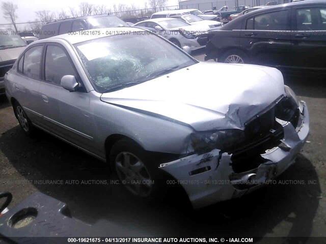 2006 Hyundai Elantra GLS 4-Door