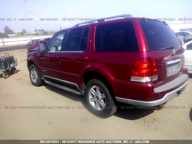 2004 Lincoln Aviator 2WD Luxury