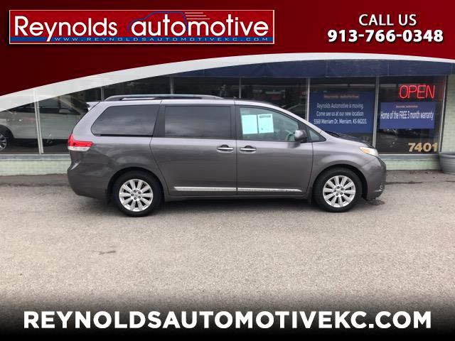 2011 Toyota Sienna 5dr XLE Limited AWD (Natl)