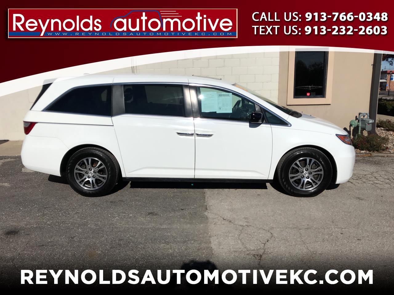 2013 Honda Odyssey 5dr EX-L w/Navi