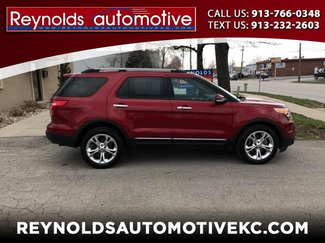 2013 Ford Explorer 4dr 112