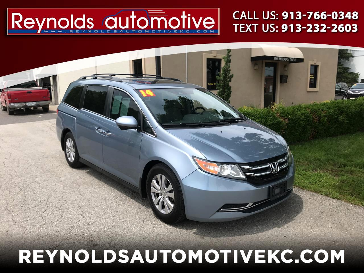 2014 Honda Odyssey 5dr EX-L AT with RES