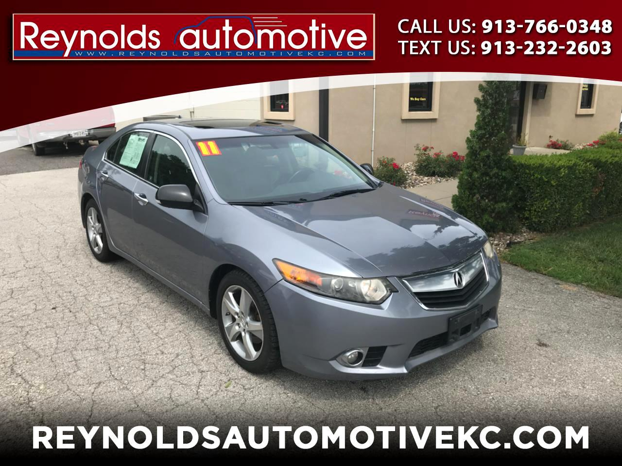2011 Acura TSX 4dr Sdn AT