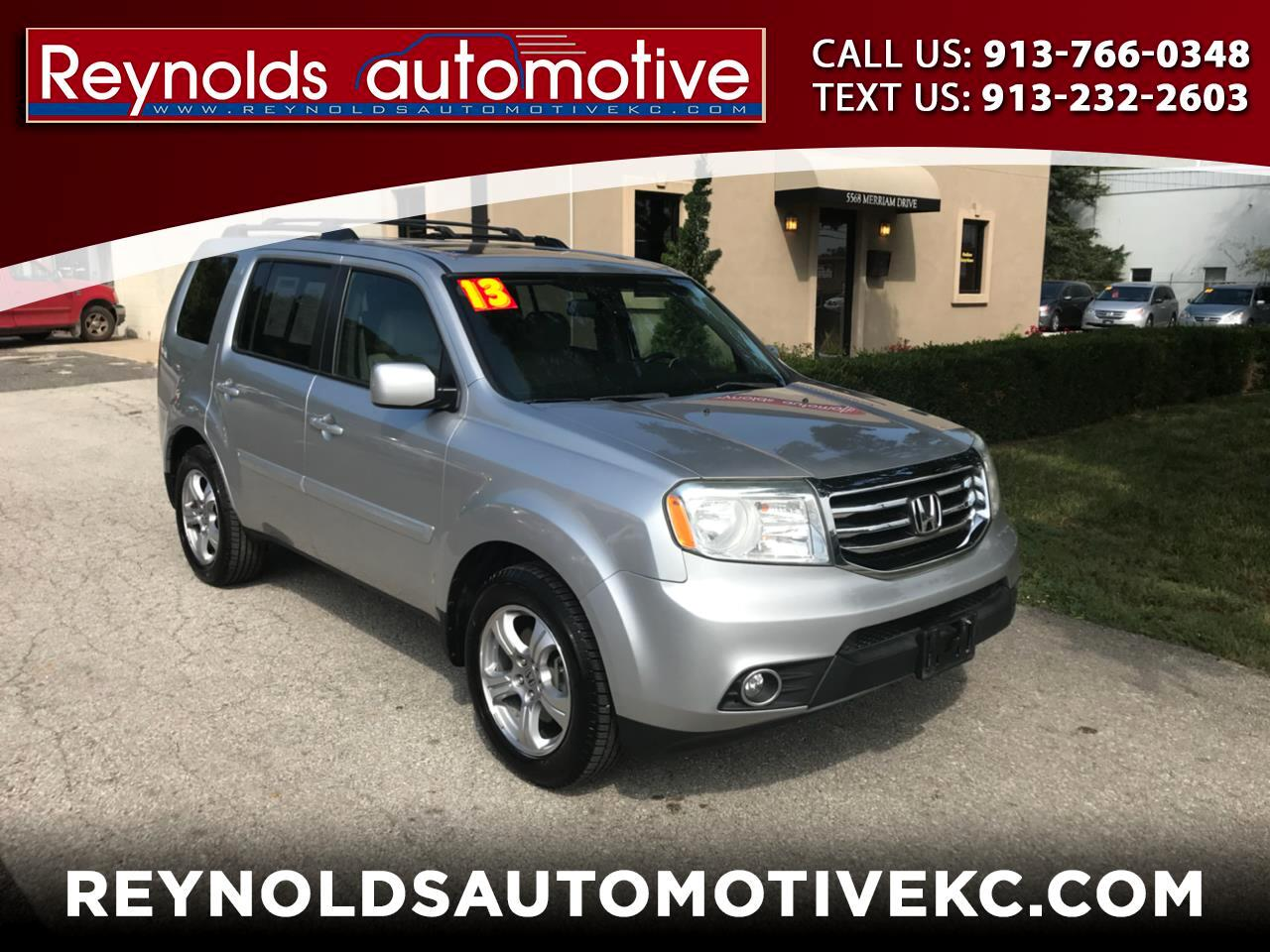 2013 Honda Pilot EX-L 2WD 5-Spd AT with Navigation