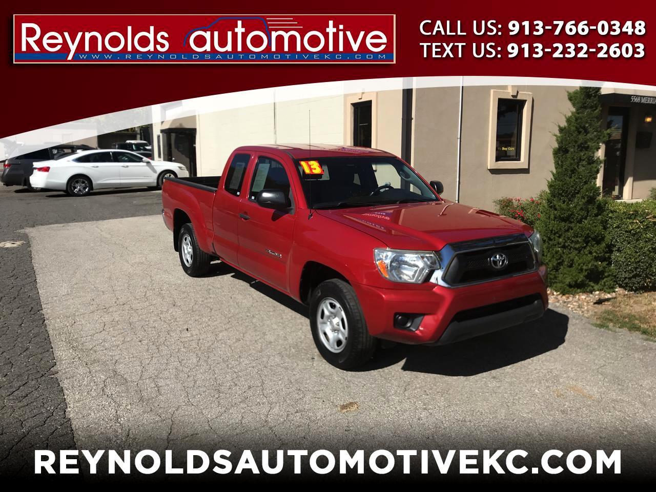 Toyota Tacoma Access Cab Auto 2WD 2013