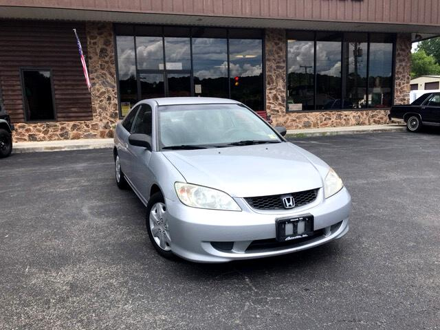 Honda Civic LX Coupe AT 2005