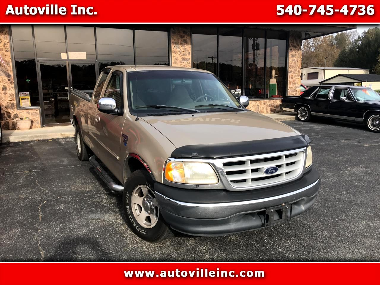1999 Ford F-150 XLT 2WD SuperCab 6.5' Box