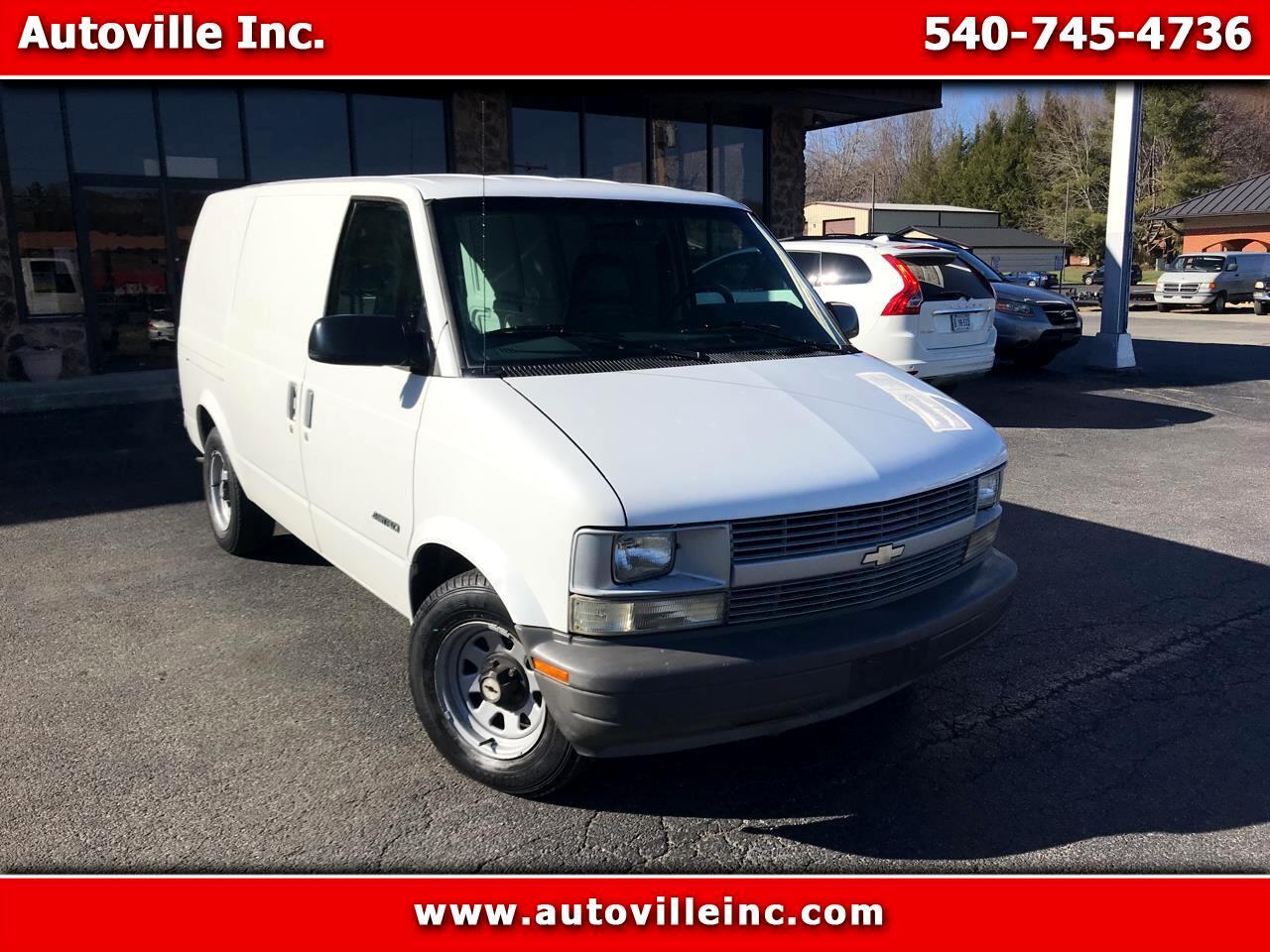 1995 Chevrolet Astro  for sale VIN: 1GCDM19W4SB147626