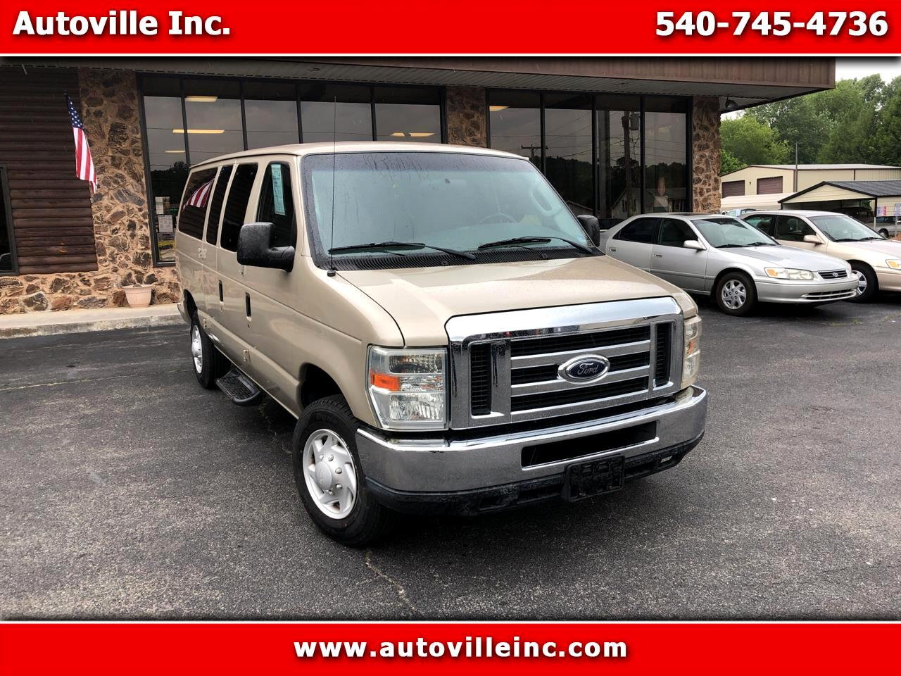 2008 Ford Econoline E-350 XLT Super Duty Extended