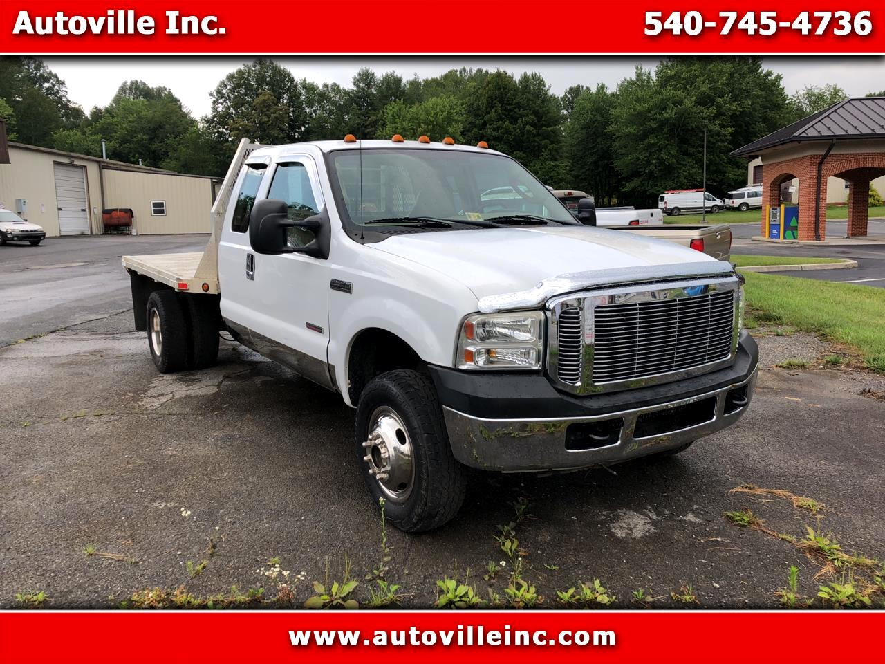 Ford F-350 SD XL 4WD DRW 2007