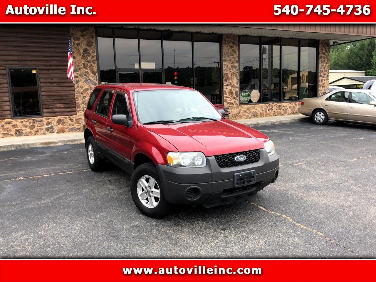 2005 Ford Escape XLS 4WD AT