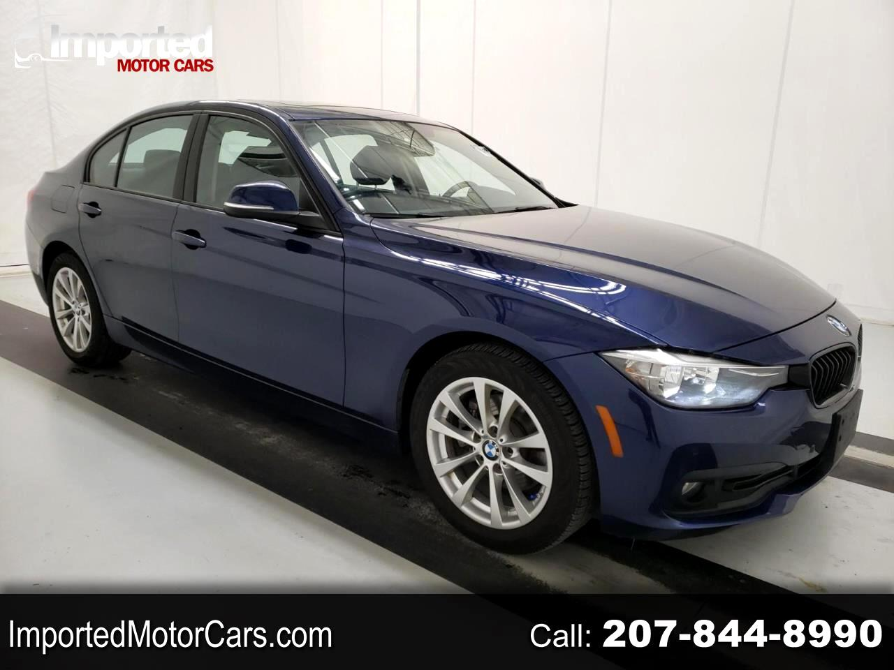 BMW 3-Series 320i xDrive 2017