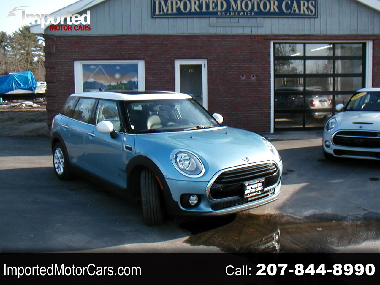 MINI Clubman Cooper ALL4 2017