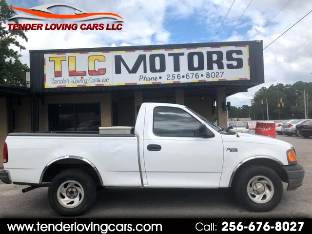 2004 Ford F-150 Heritage XLT Long Bed 2WD