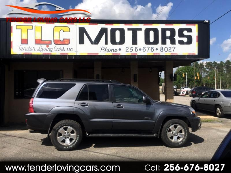 2005 Toyota 4Runner Limited V8 2WD