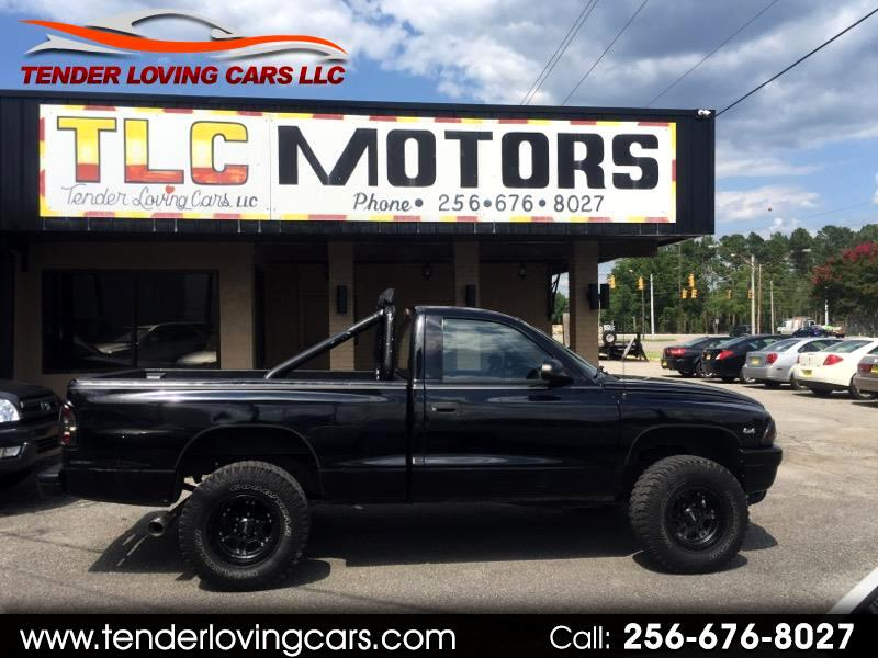 2000 Dodge Dakota Regular Cab 4WD
