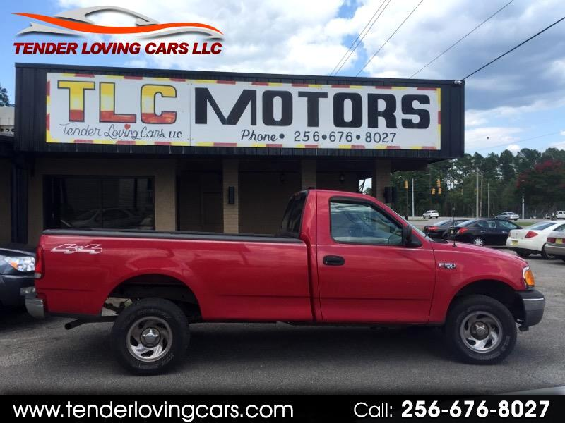 Ford F-150 Heritage XL 4WD 2004
