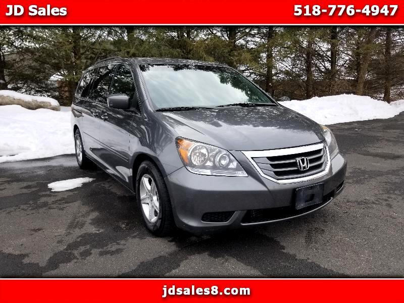 2010 Honda Odyssey 2010 Honda Odyssey EX w/ DVD 7 PASSENGER