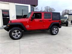 2008 Jeep Wrangler