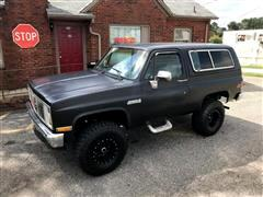 1987 GMC Jimmy V1500