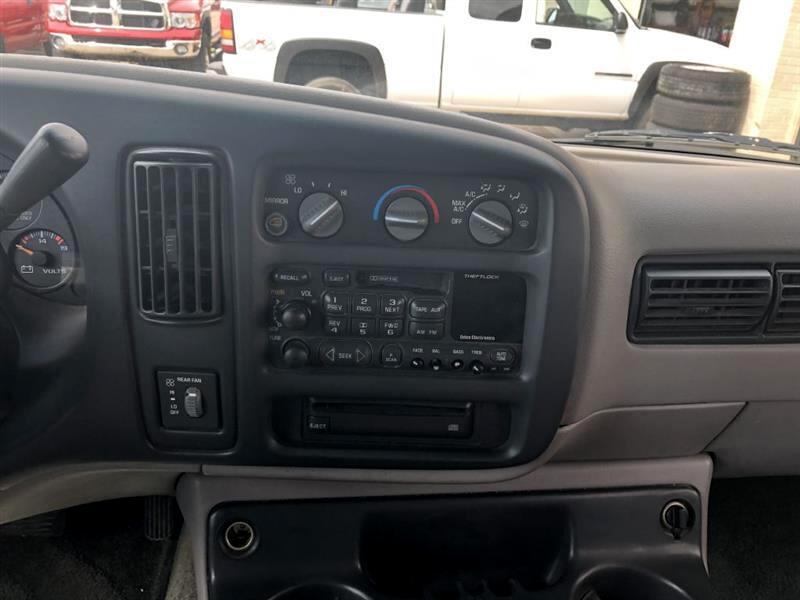 1997 GMC Savana G1500