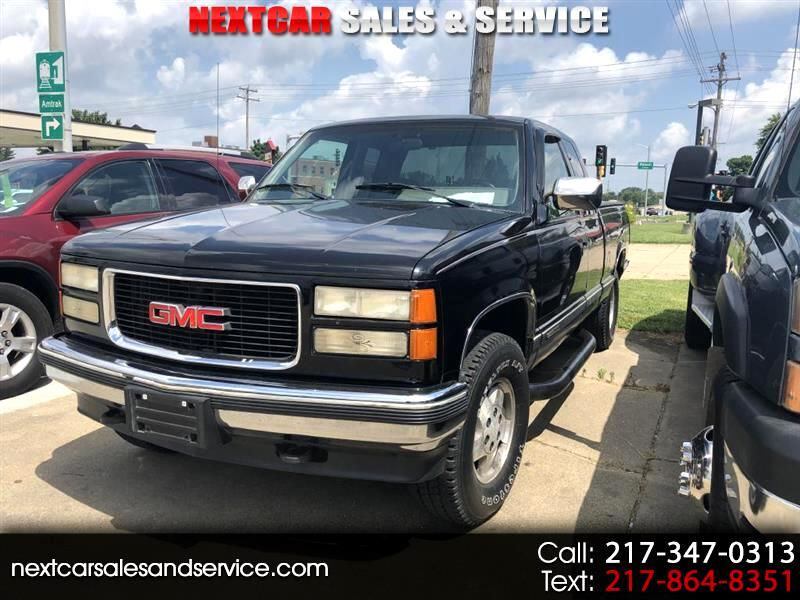 1994 GMC Sierra C/K 1500 Club Coupe 6.5-ft. Bed 4WD