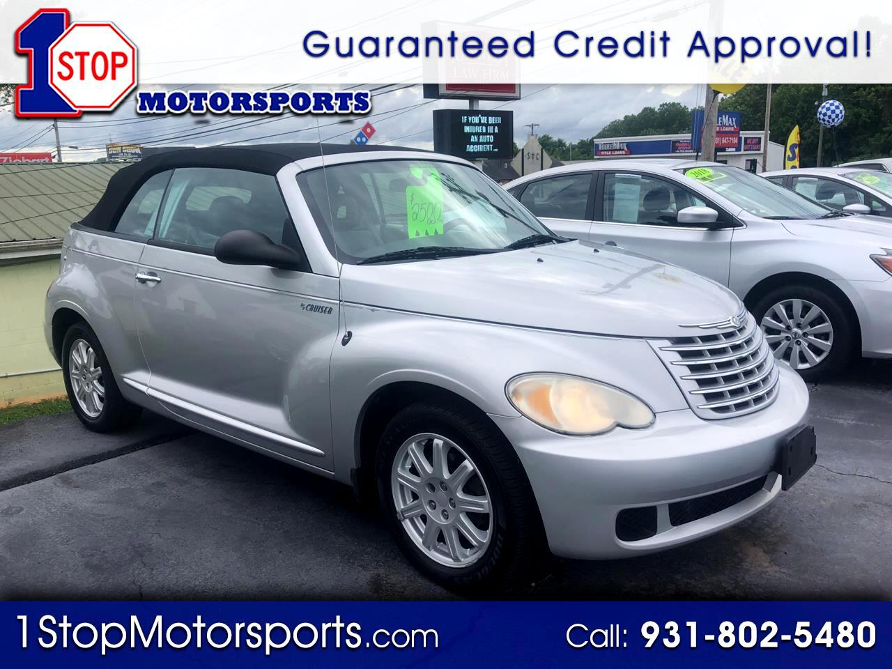 Chrysler PT Cruiser Convertible 2006