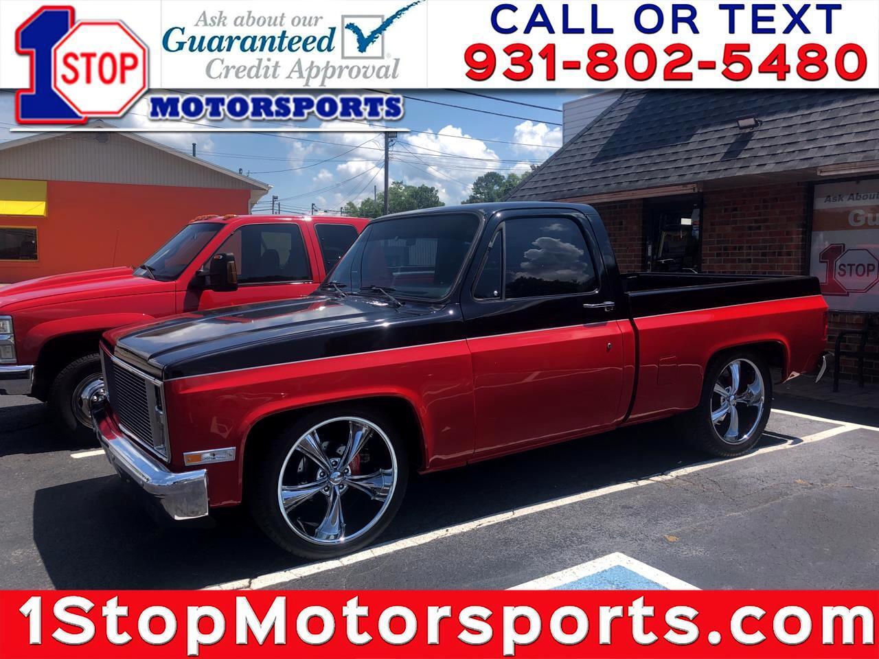 Chevrolet Pickup  1986