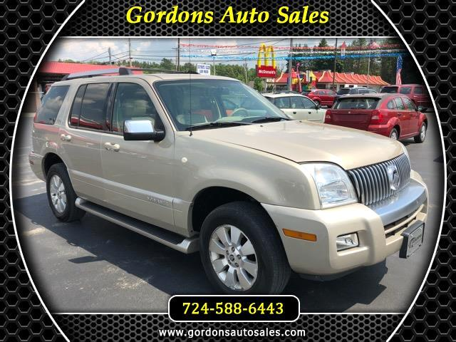 2006 Mercury Mountaineer Premier 4.6L AWD
