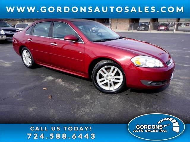 2011 Chevrolet Impala 4dr Sdn LTZ *Ltd Avail*
