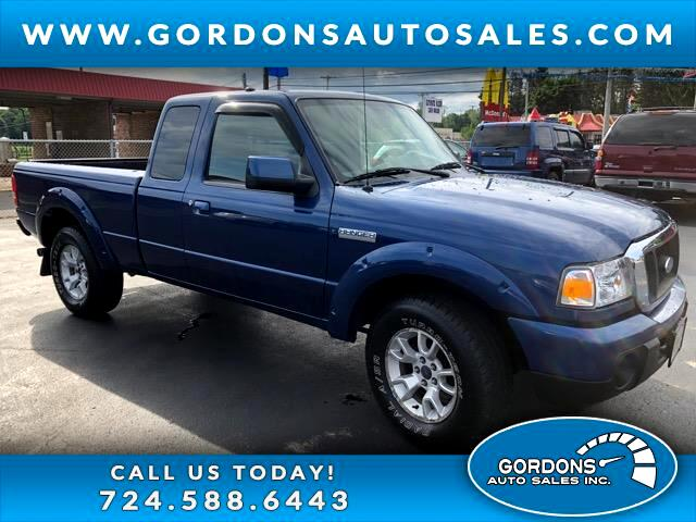 2009 Ford Ranger Edge SuperCab 4.0 4WD