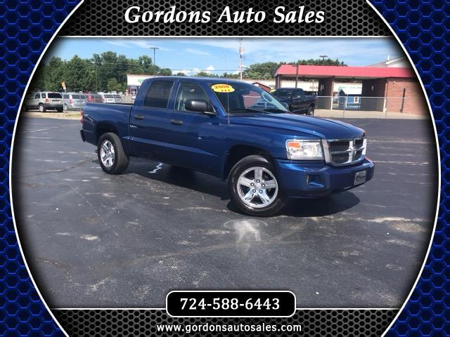 2008 Dodge Dakota Quad Cab SLT 4WD
