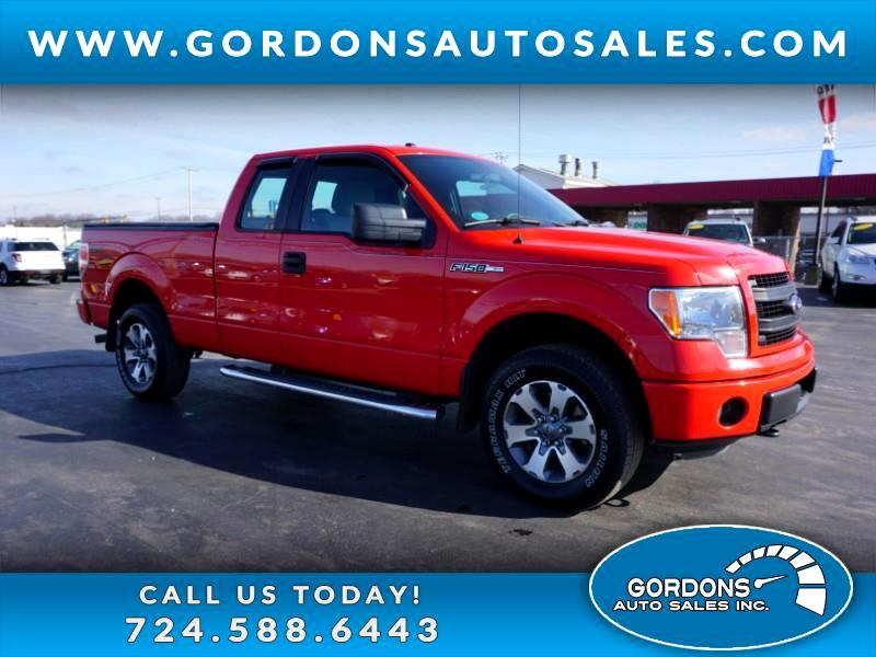 2013 Ford F-150 Supercab STX 4WD