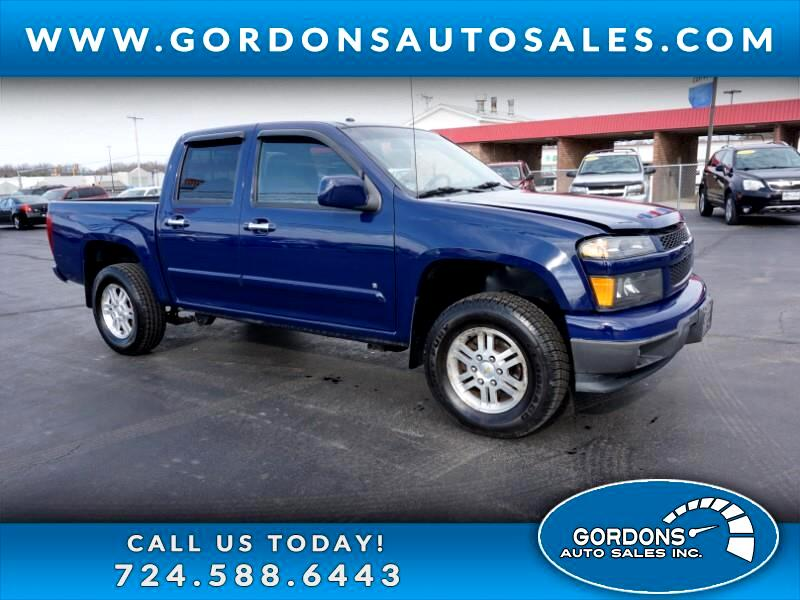 Chevrolet Colorado 1LT Crew Cab 4WD 2009