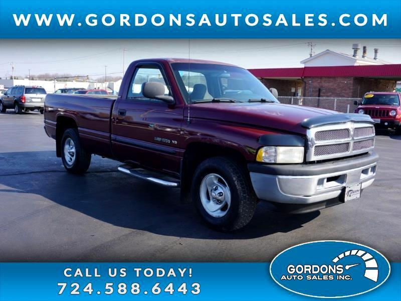 2001 Dodge Ram 1500 Laramie SLT