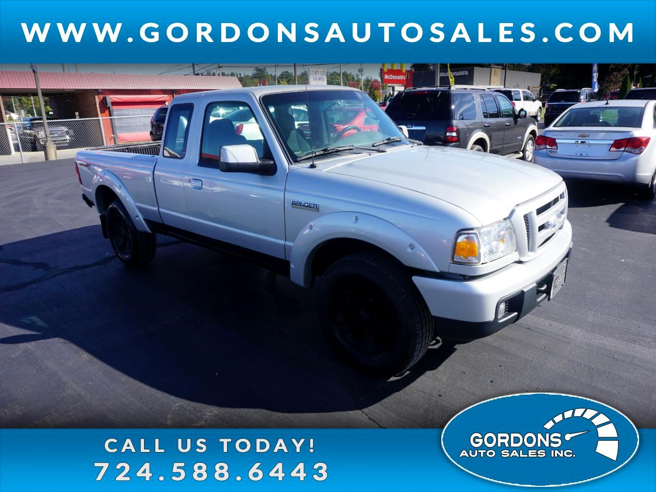 2006 Ford Ranger Supercab FX4 Off-Rd 4WD