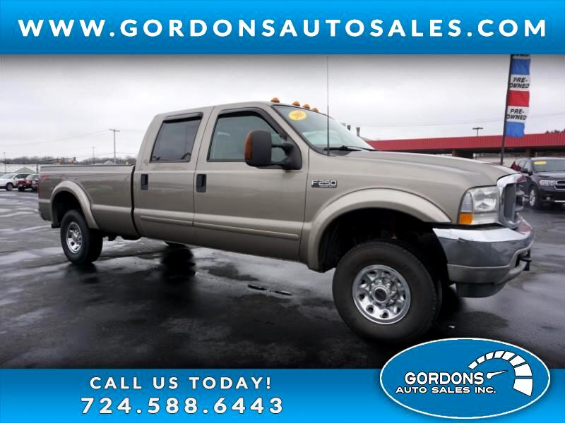 2003 Ford F-250 SD FX4 Crew Cab Long Bed 4WD